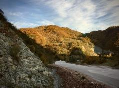 Successione di rocce sedimentarie. Appennino Settentrionale, Gubbio, Italia (foto Chiara Caricchi)