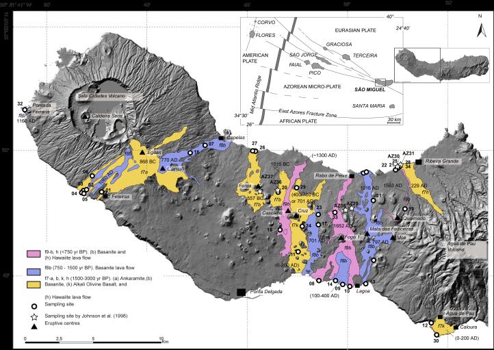 Fig1-Carta geologica