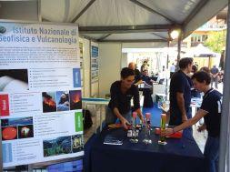 La scienza in piazza a Pisa. Foto di M. Cascone