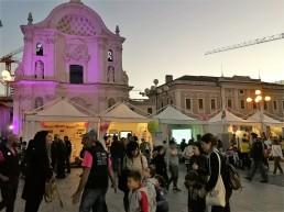 La notte dei ricercatori a L'Aquila. Foto di M. Di Nezza