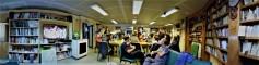 Sala ricreativa a Concordia. Foto di G. Benedetti. ©PNRA/IPEV