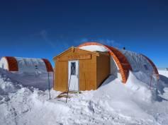 Il mio alloggio a Concordia. foto di G. Benedetti, ©PNRA/IPEV